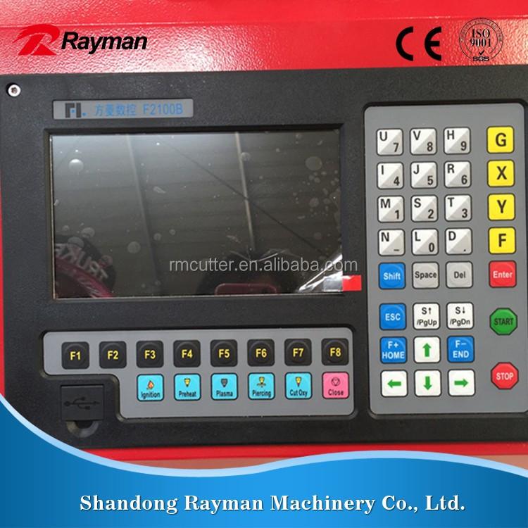 Portable cnc machine de découpe plasma, nouveau petit plasma cutter