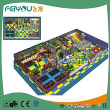 Naughty Castle Buy Wholesale From China PVC Coated LLDPE Playground Indoor Play Toy Entertainment