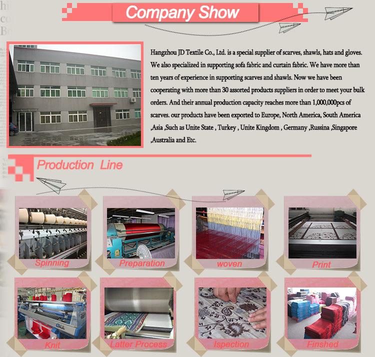 Chine fabricant usine directe offre spéciale De Prière De La Mode Modèles Châle