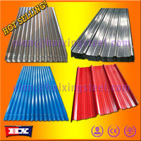 Hot selling Promotion goods/decorative corrugated metal wall panels