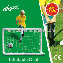kids football chair (Portable & Inflatable Soccer Goal)