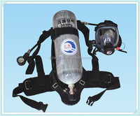 CCS & EC fire fighting breathing apparatus scba factory