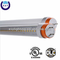 4ft UL DLC approved Isolated Power 22w t8 led tube light price list