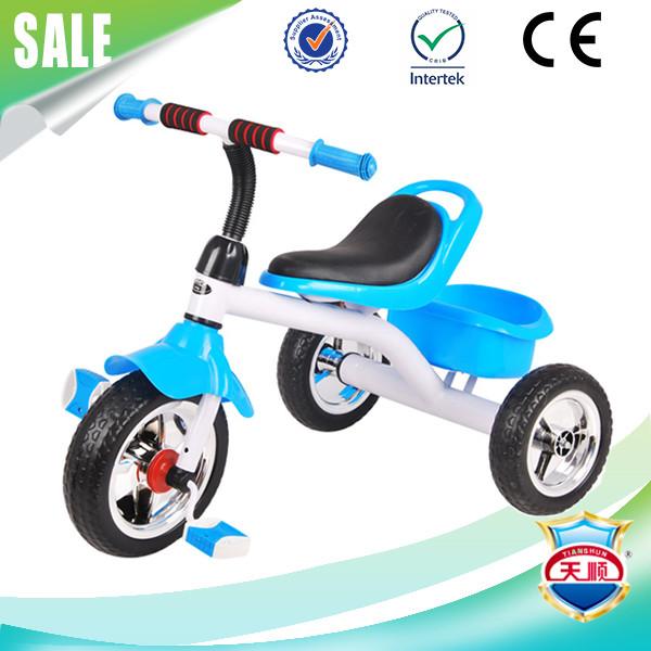Педаль автомобилей производители большое колесо трицикл продвижение велосипеды трехколесные для детей 5185