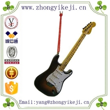 2015 chinese factory custom made handmade carved hot new products polyresin musical instrument ornaments