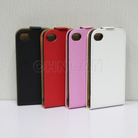Top quality genuine leather for iphone 5s leather wallet case