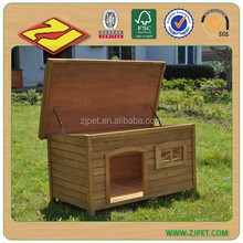 2015 High Quality Large Wooden Dog House (BV SGS TUV FSC)