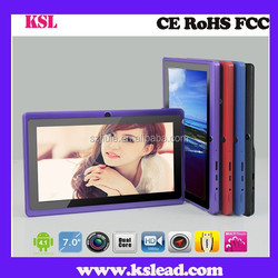 """Long time TV series playing 7"""" android kitkat 4.4 digital pen tablet"""