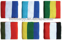 Cotton Terry Sport Sweatband