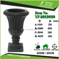 Antique outdoor planter ,pot planter ,garden urn planter wholesale
