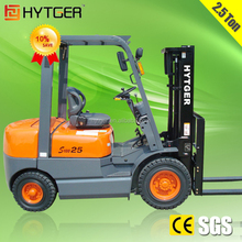 Trading & Supplier Of China Products 2.5t diesel forklift with dual front wheels