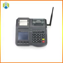 New arrival WIN CE RFID MSR 3G WIFI printer QR scanner GC026A