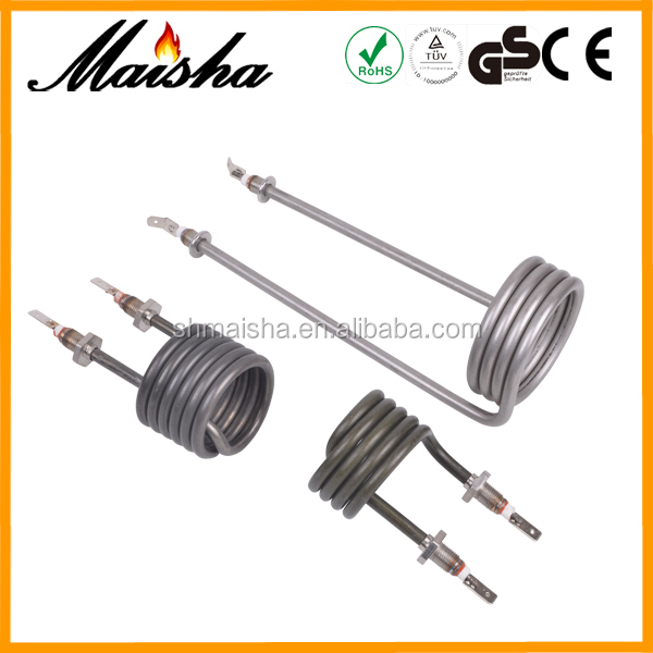 Coil Boiler Prices ~ Ss electric coils immersion water heater heating