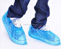 Hubei Disposable waterproof protection plastic PE shoes Cover