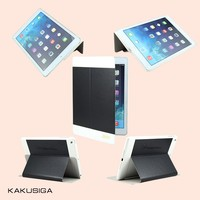 Drop Proof Tablet Case Smart Leather Cover for iPad