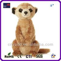 Plush Meerkat Soft Toys Jiangsu Toys