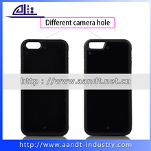 Newest Customized tpu pc hard Material 4.7inch Blank shell case