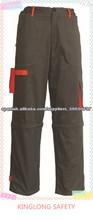 Los pantalones de trabajo