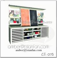 Custom Sample Tile Showroom Display Shelf - Tsianfan CZ075