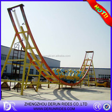 Attractive & Popular Park Attractions Flying UFO for Sale