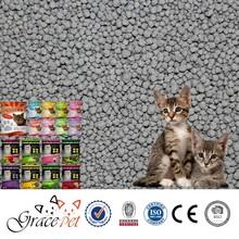Activated carbon shape cat liter , bentonite cat litter