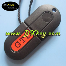 Top Best transponder key blank for vw car key vw GTD key with light