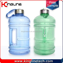 Nice 2.2L plastic water jug BPA free with handle factory (KL-8004)