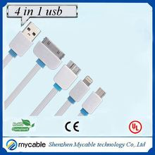 Alibaba express free samples 4 in 1 four in one hdmi to usb converter for mobile phone