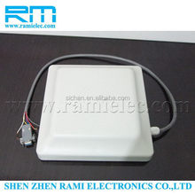 New Products Long range rfid reader/ antenna wireless rfid gate reader/UHF RFID Reader for access control system for 2015