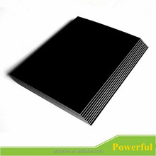 Factory Black Cardboard For Photo Albums And Hangtags