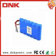 OEM manufacturer 3.7v 5v 7.4v 14.4v rechargeable battery Pack