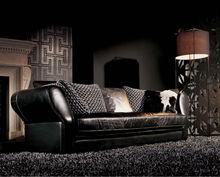 sofa, leather sofa, modern living room leather sofa