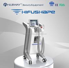 HIFU Body Fat Slimming Hifushape! Newest Non-invasive Transdermal Focused Ultrasound Body Contouring HIFU
