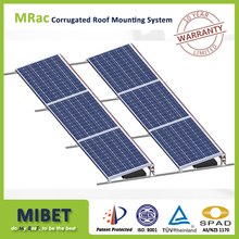 Ballasted Solar Mounting System For Solar Panel Installation