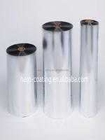 VMPET/MPET Film thermal lamination film