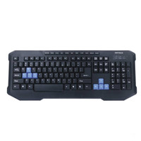 104 arabic layout keyboard for promotions Hot selling series best design package
