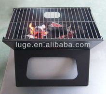 High heat resistance painted steel BBQ grill charcoal BBQ grill
