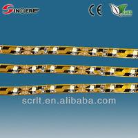 aurora led light bar IP33 led flexible strip light smd3528 cree multi color led light bar