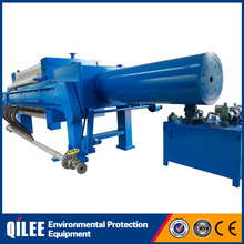 The oil sludge dewatering machine for chemical industry