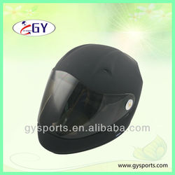 Fiberglass shell skateboard/longboard helmet