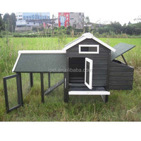 Wooden Poultry House CC027