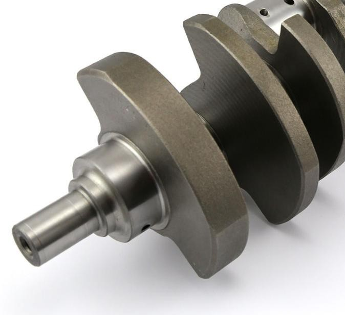 Custom Crankshaft For Chevy Small Block Sbc 350 Forged
