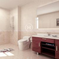 fashion design tile / pink ceramic bathroom wall tile / decorative tile fireplace