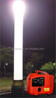 High brightness halogen inflatable lamp light for emergency