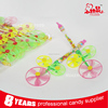 Kids plastic toys candy, new design windmill toy with chocolate