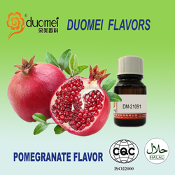 Rich juicy aroma Pomegranate artificial fruit flavoring