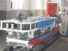 small diameter plastic pvc corrugated conduit pipe making line/plastic pipe machine