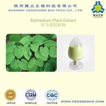 High Quality Icariin 50% 60% 80% 98% epimedium extract/epimedium extract icariin 98% GMP Factory with free sample