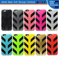 Rocket Style Robot Case for iPhone 6 Plus, Hybrid Protective Case for iPhone 6 Plus