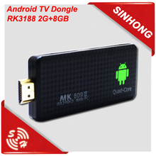 Android Mini PC TV Box MK909 Android 4.2 Smart TV Dongle